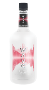 Wave Vodka Whipped Cream 1.75l